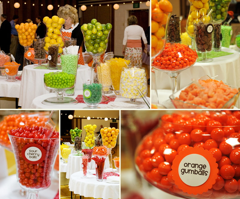 Party Planning, Custom Centerpieces | Media, PA | Candy Buffet Gallery